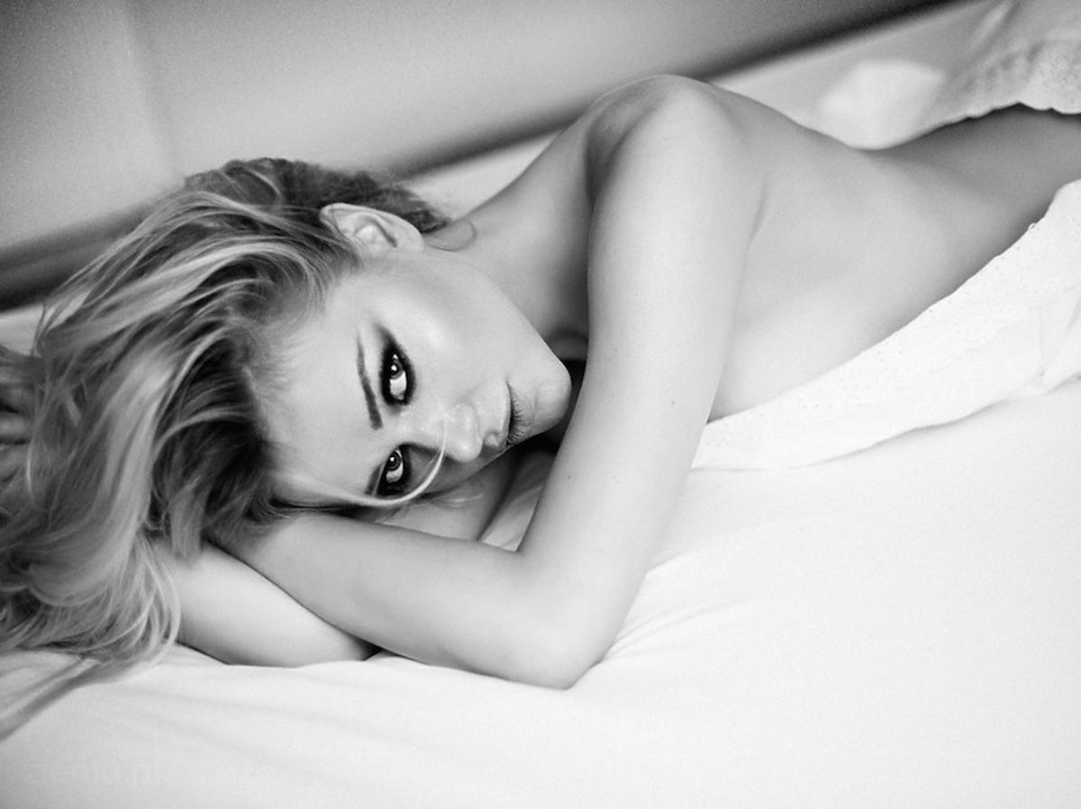 Ola Ciupa w seksownej sesji do kalendarza