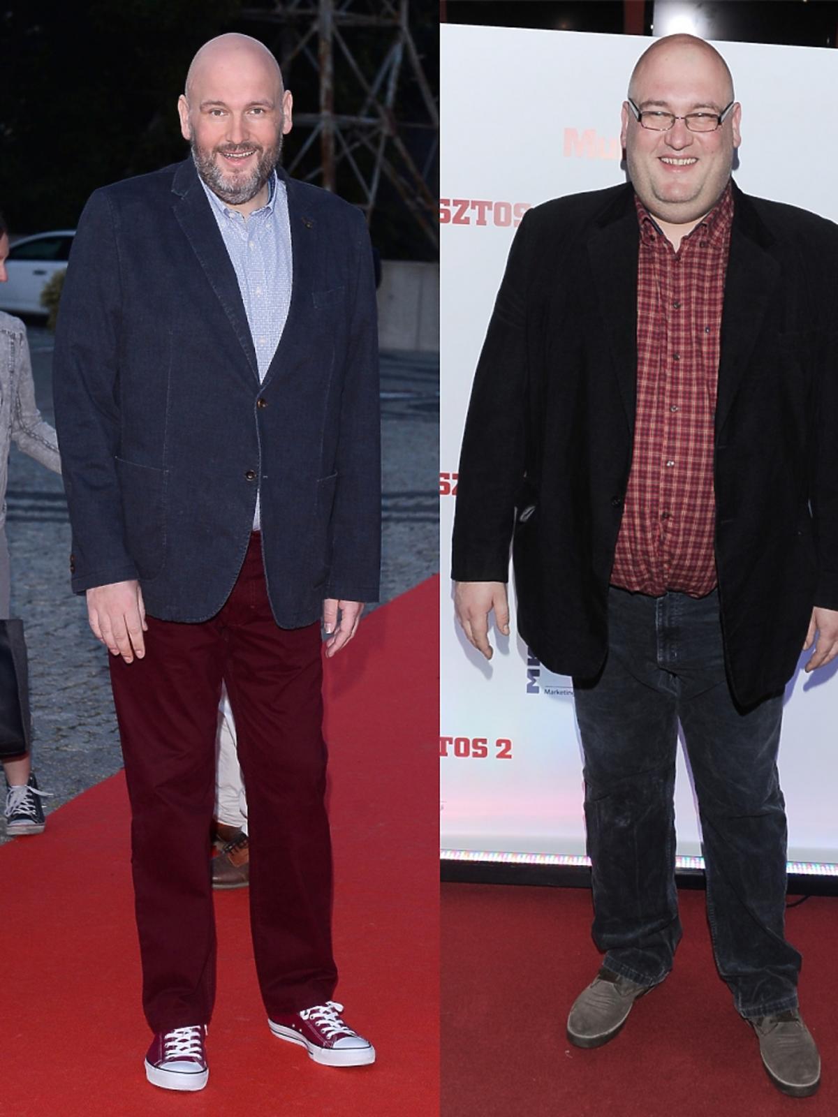 Michał Piela schudł 30 kg