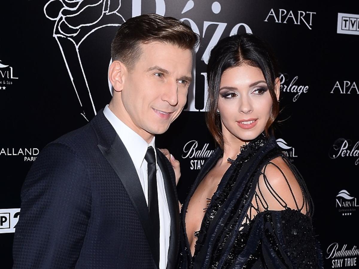 Tomasz Barański, Klaudia Halejcio