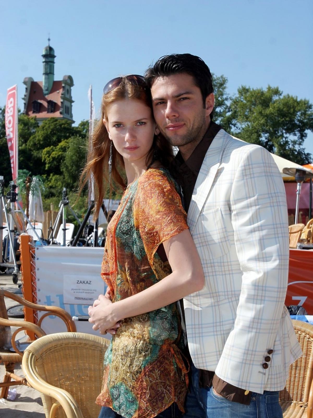 Karolina Malinowska i Olivier Janiak na Festiwalu w Sopocie