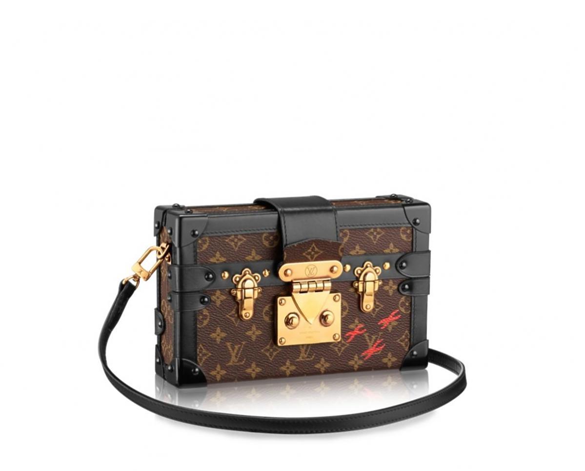 mała torba z logo Louis Vuitton