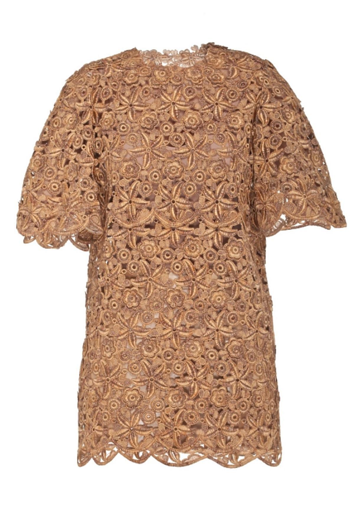 Sukienka w koronkę