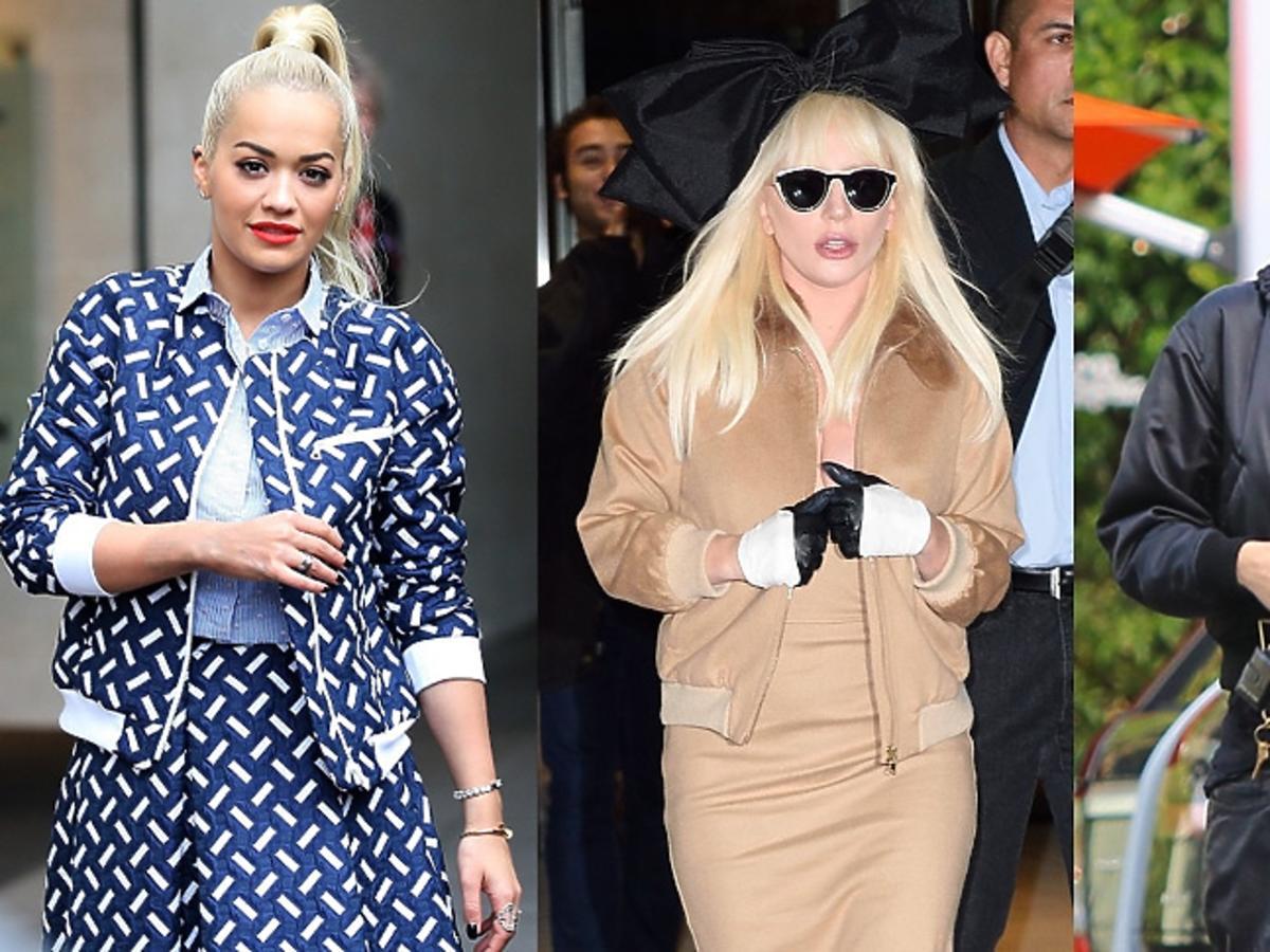 Rita Ora, Lady Gaga, Gwen Stefani