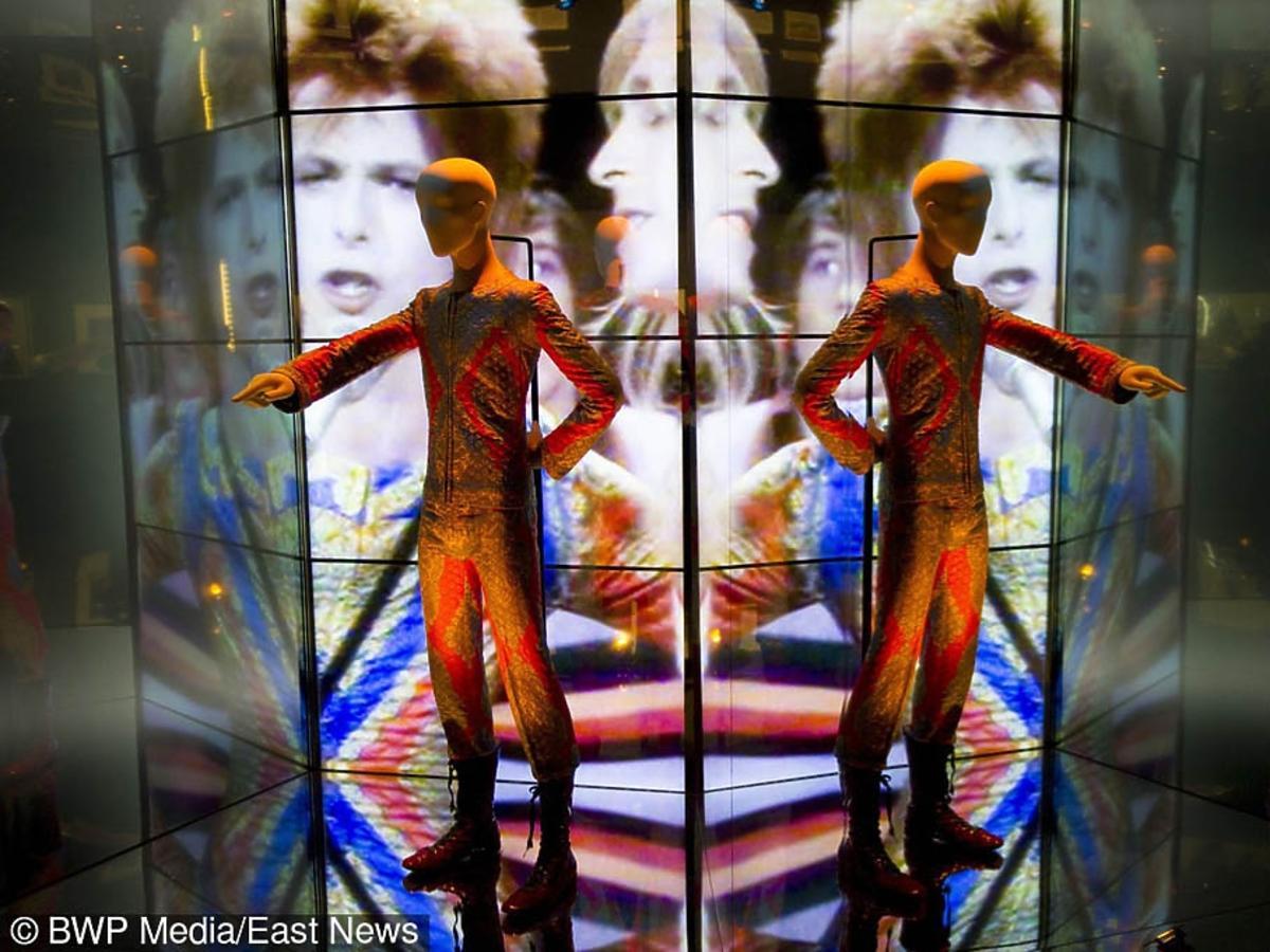 Strój sceniczny Davida Bowie