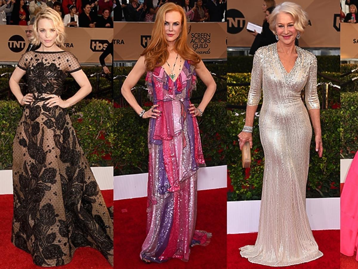 Rachel McAdams, Nicole Kidman, Helen Mirren, Emilia Clarken