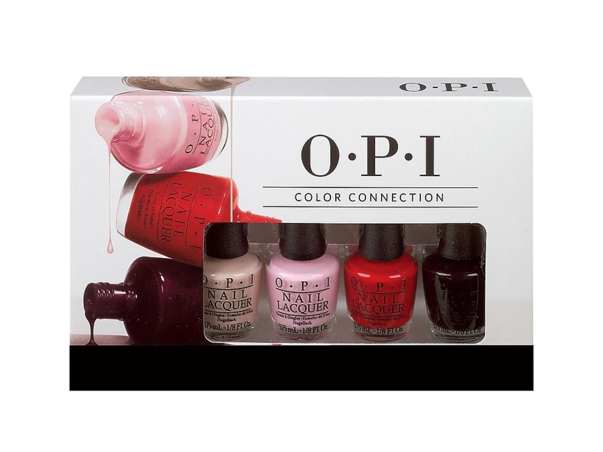 Zestaw lakierów Color Connection by OPI, OPI, 79 zł