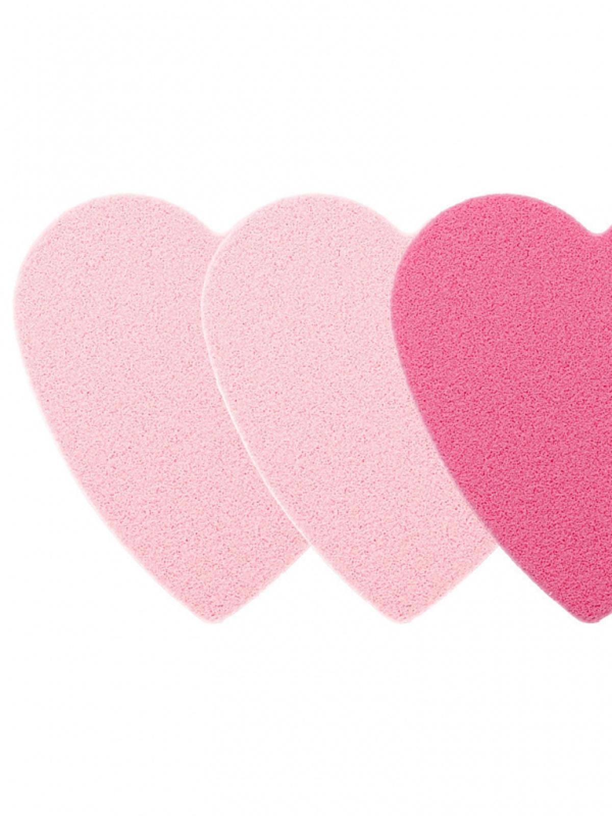 Zestaw gąbek do makijażu w kształcie serc Sephora, ok. 30 zł
