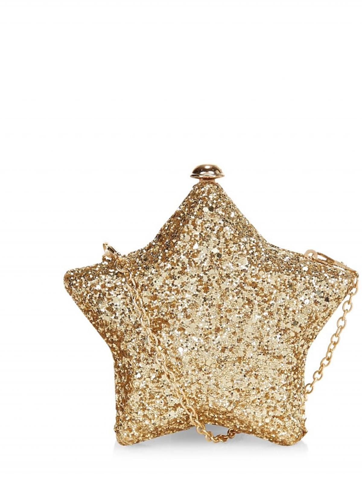 torebka w kształcie gwiazdki