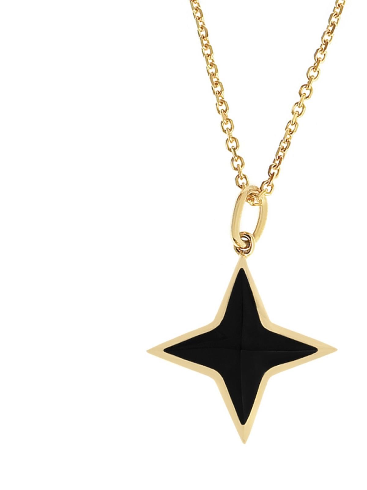 Naszyjnik z gwiazdką
