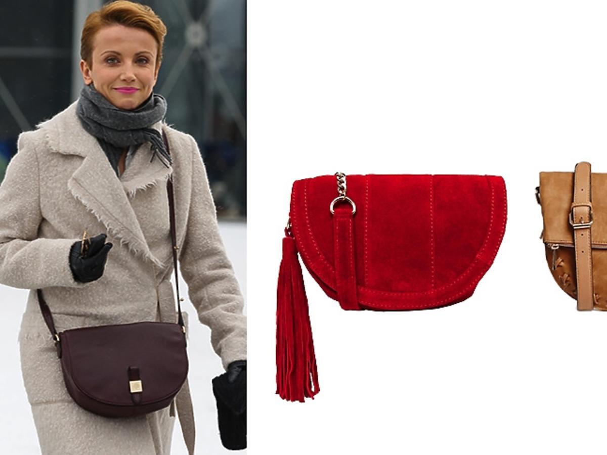 Katarzyna Zielińska, torby o kształcie księżyca