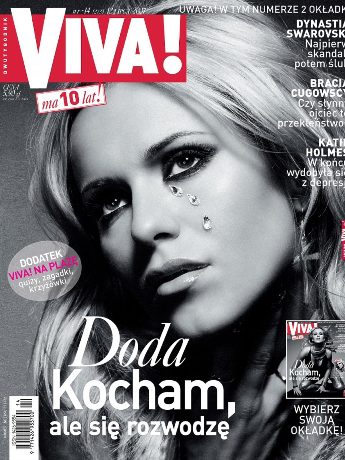 Doda, Viva! lipiec 2007