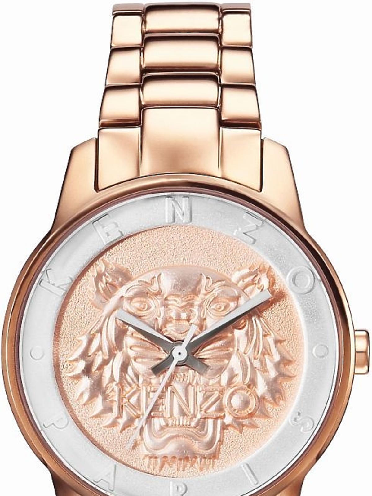 złoty zegarek
