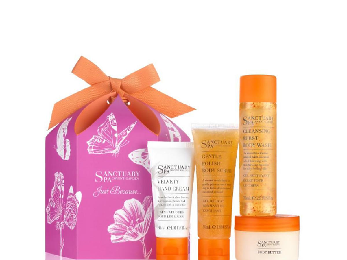 Zestaw kosmetyków pielęgnacyjnych Just Because, Sanctuary Spa