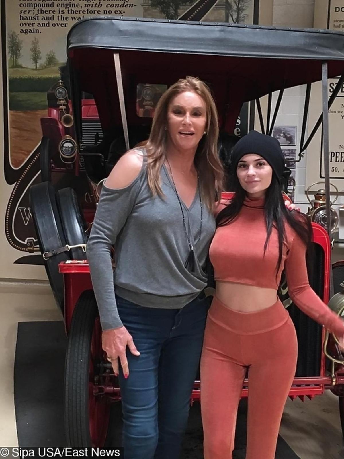 Caitlyn Jenner i Kylie Jenner
