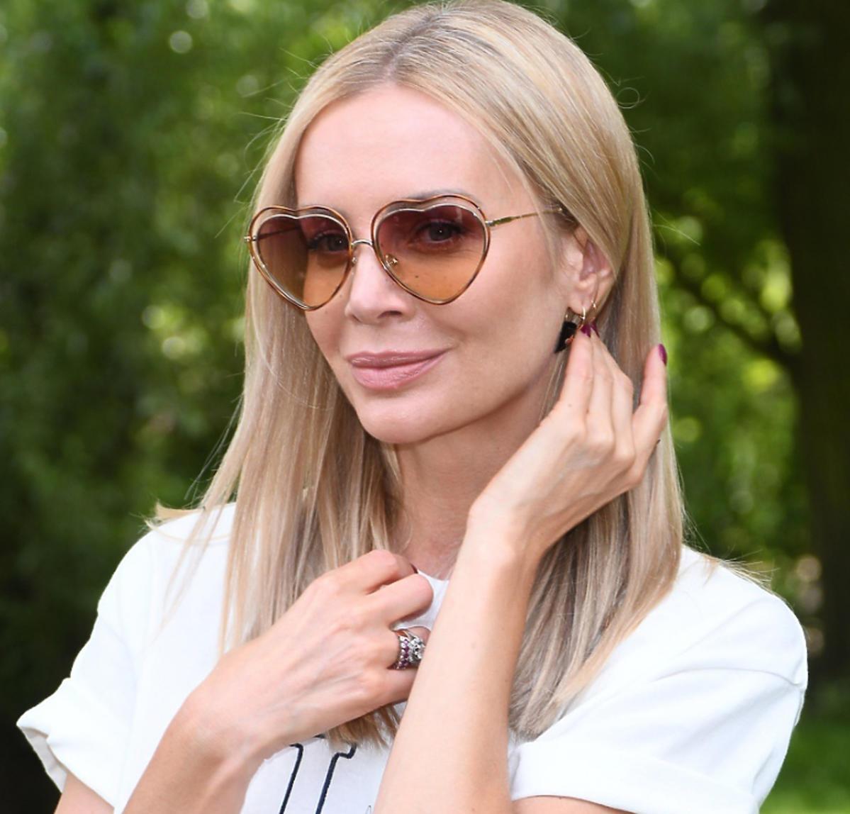 Agnieszka Woźniak-Starak prowadziła Big Brothera