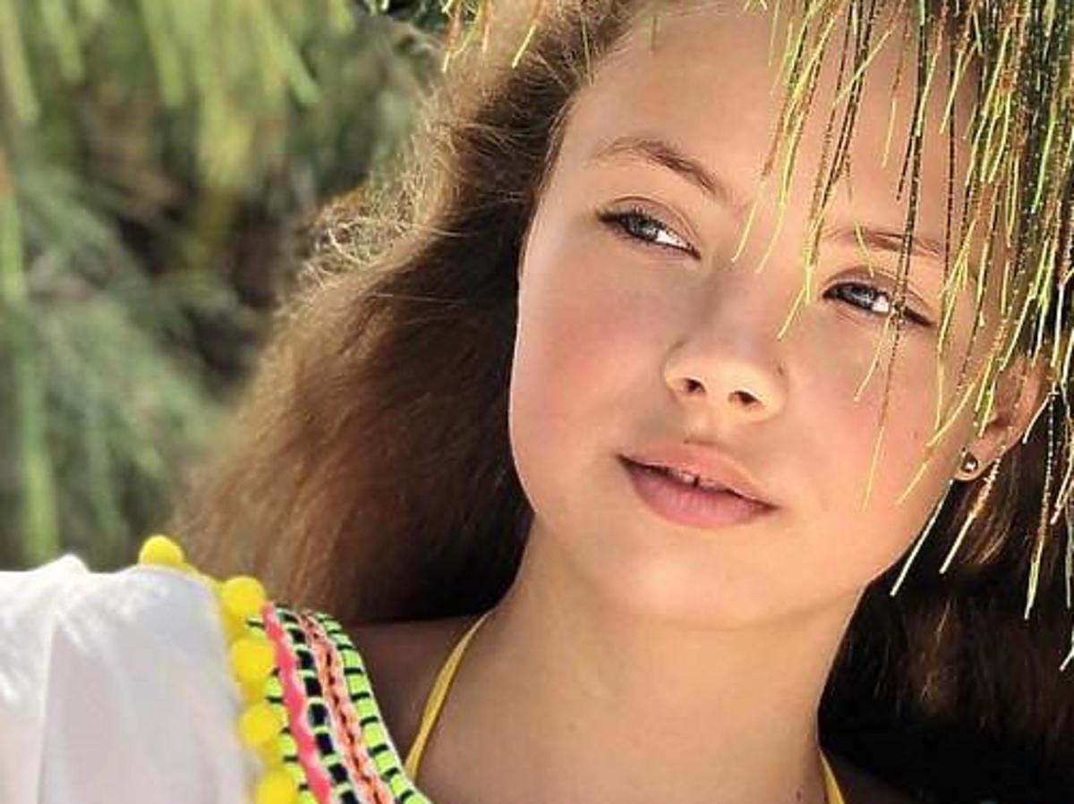 13-letnia córka aktorskiej pary w serialu!