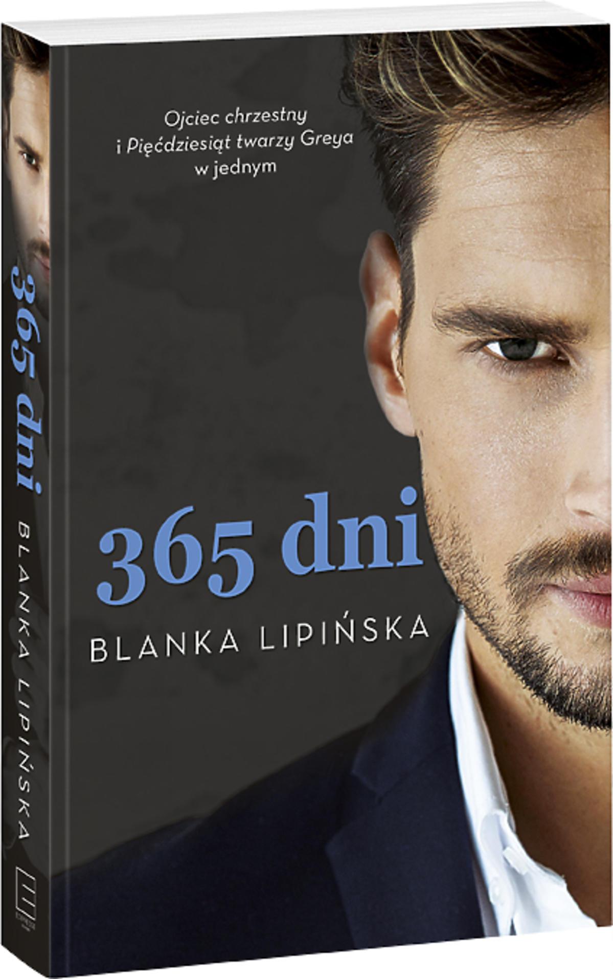 365 dni - książka Blanki Lipińskiej