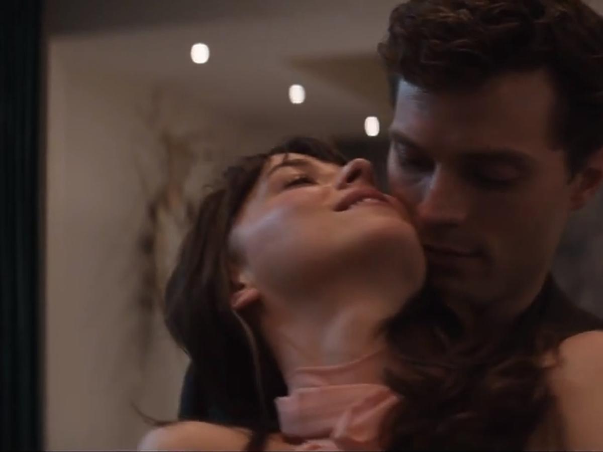 50 twarzy Greya cały film scena seksu stroje