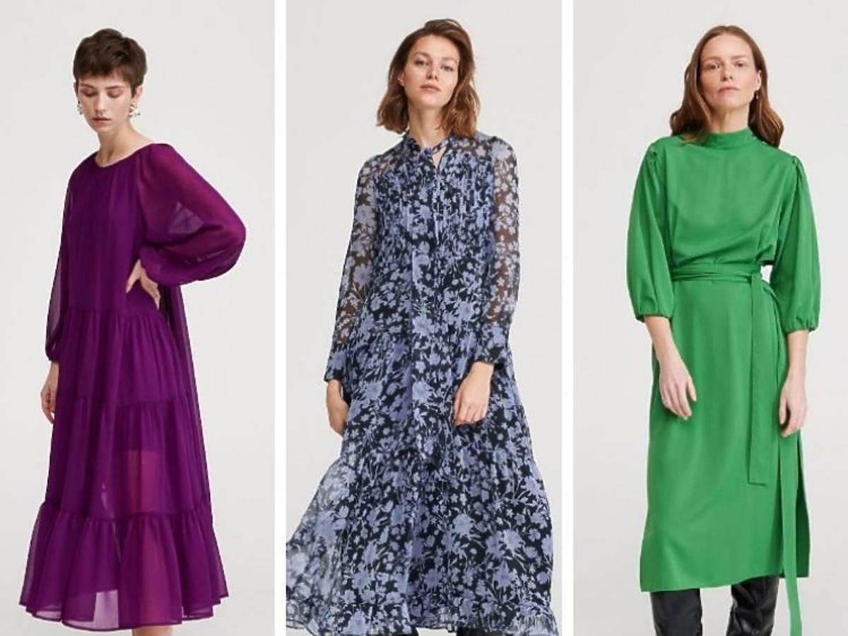 7 najmodniejszych sukienek na wiosnę 2020 z wyprzedaży w Reserved