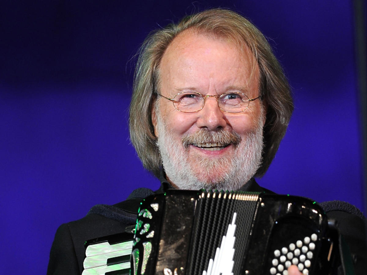 ABBA Benny Andersson