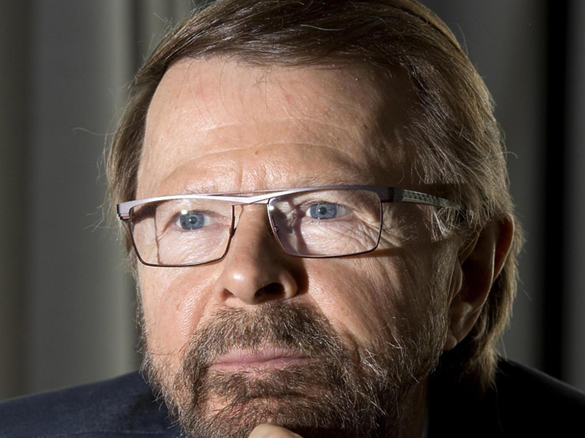 ABBA Bjorn Kristian Ulvaeus