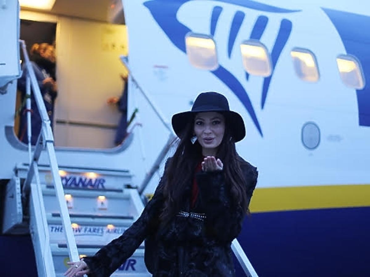 Ada Sztajerowska w Londynie