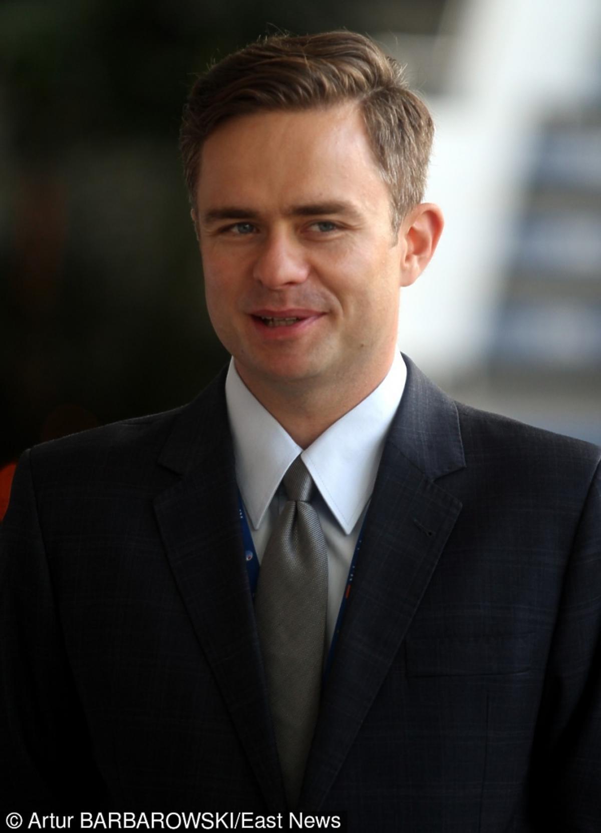 Adam Hofman szczupły 2015