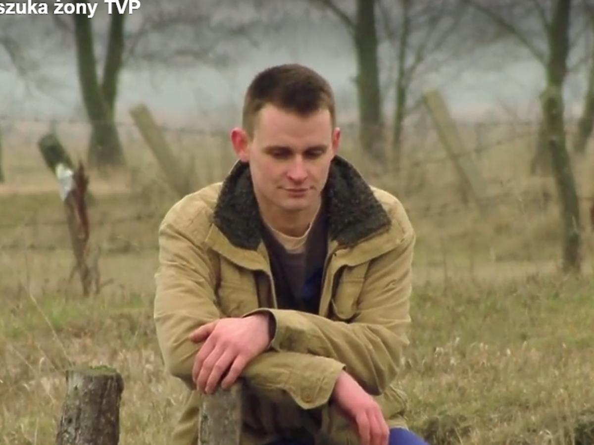 Adam - uczestnik 3. edycji Rolnik szuka żony