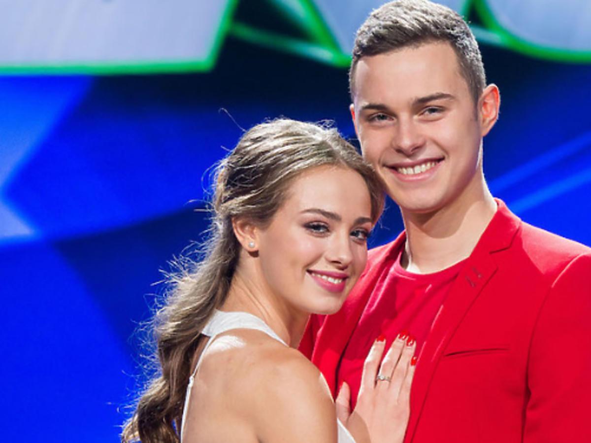 """Adam Zdrójkowski i Wiktoria Gąsiewska, uczestnicy """"Dance, dance, dance"""""""