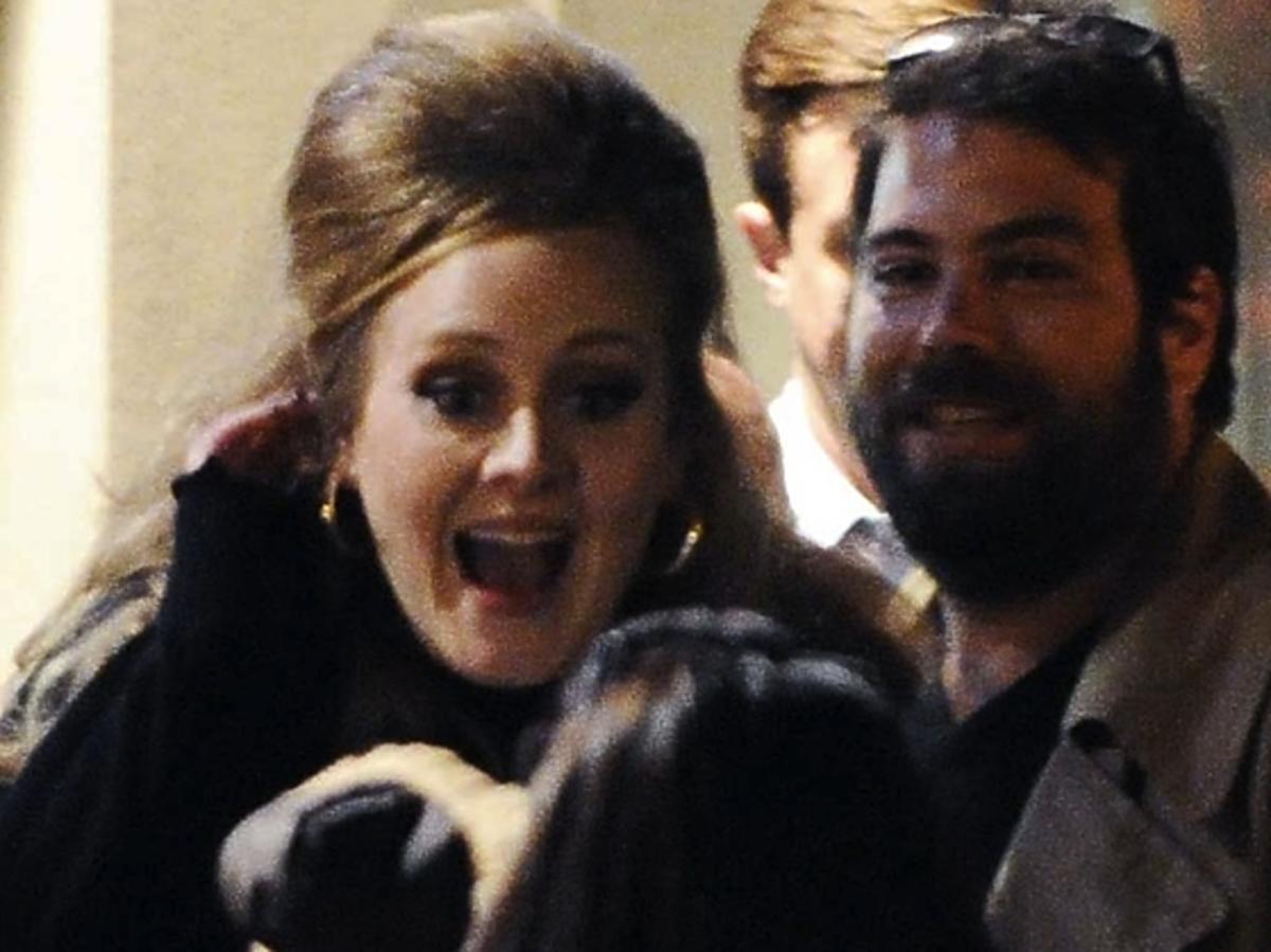 Adele i Simon Konecki zostali rodzicami