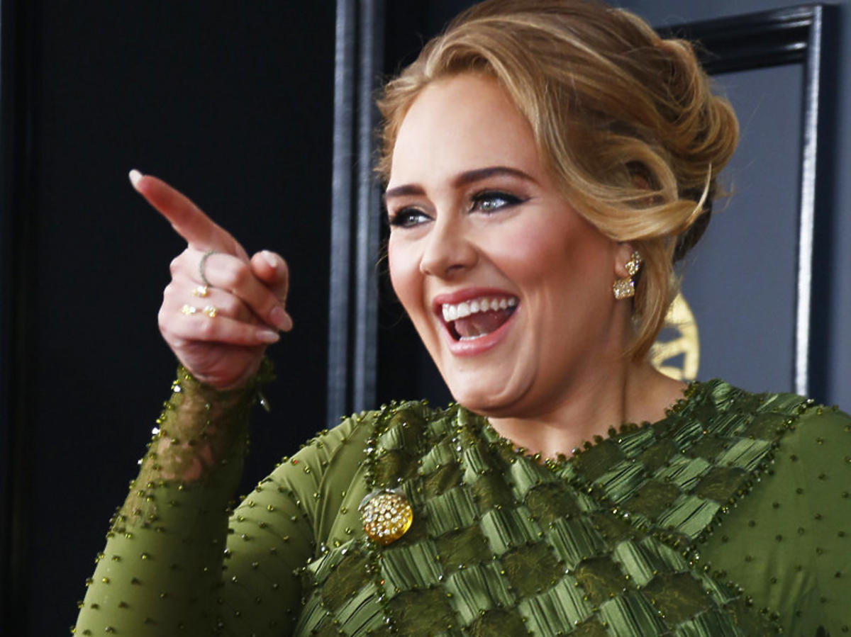Adele schudła! Jak dziś wygląda?