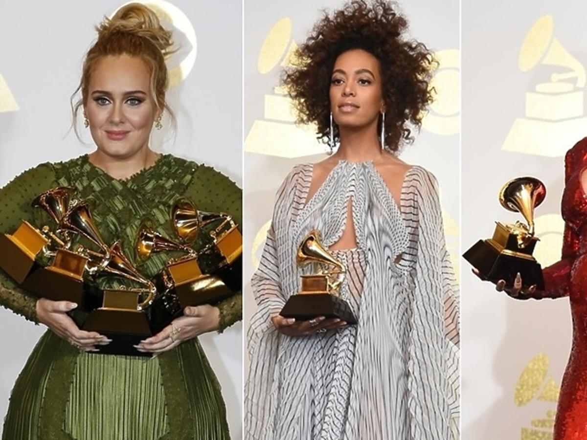 Adele, Solange, Beyonce