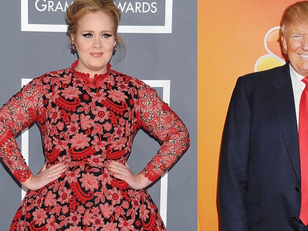 Adele w koku