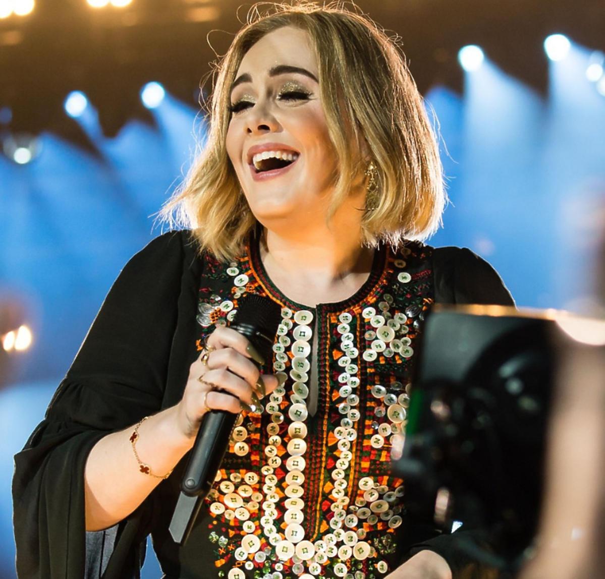 Adele wydała oświadczenie