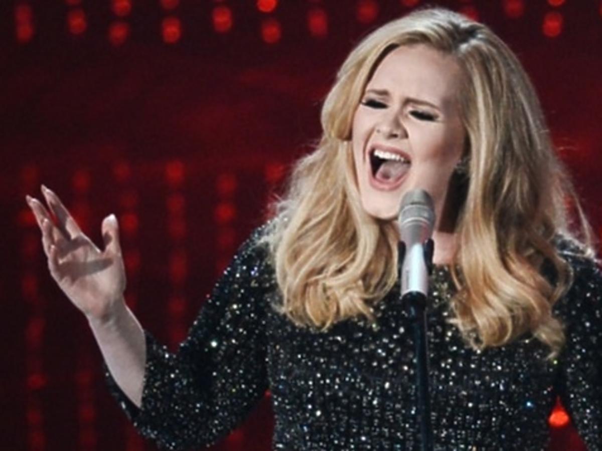 Adele występ podczas rozdania Oscarów