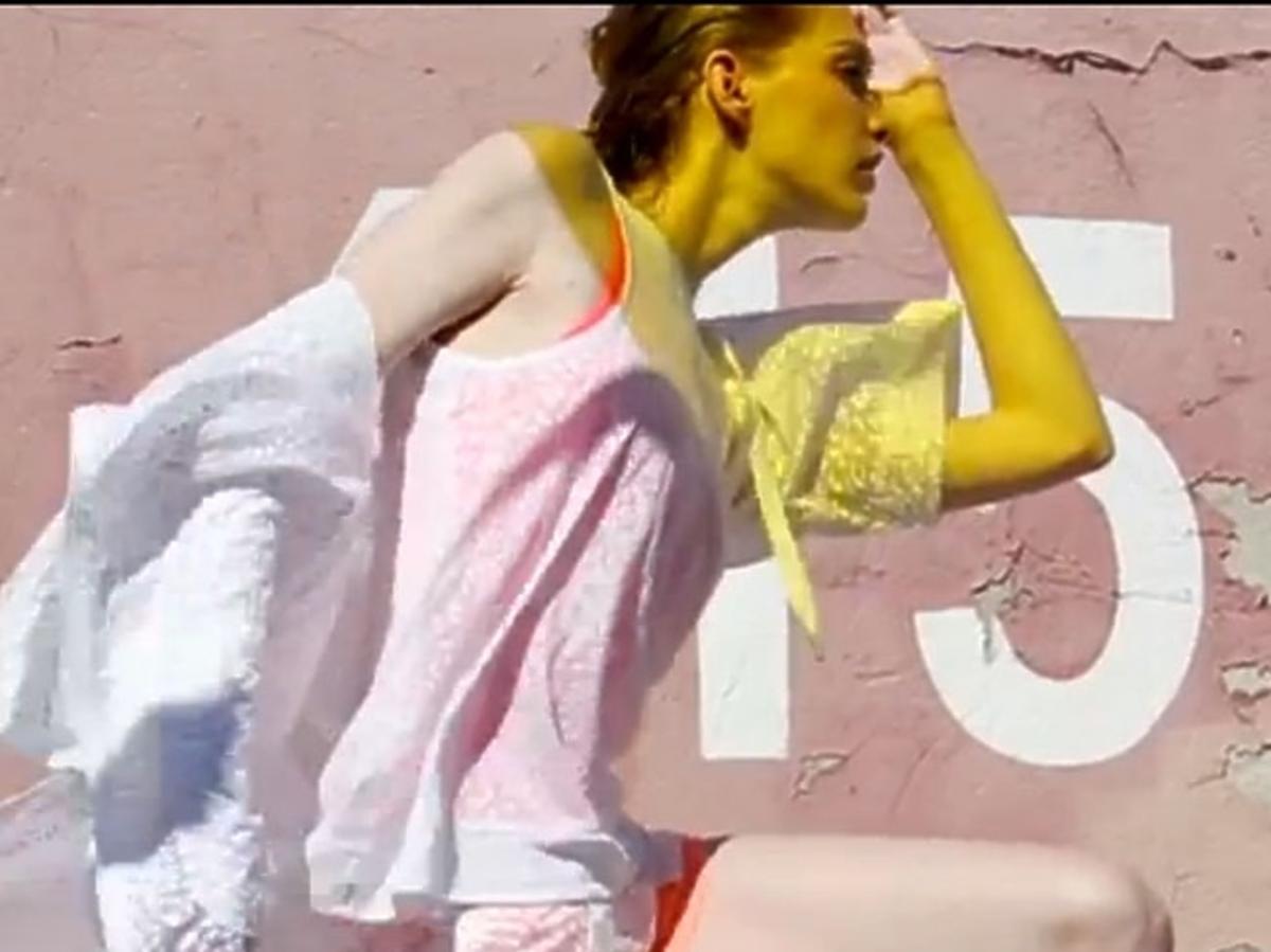adidas by Stella McCartney wiosna 2013