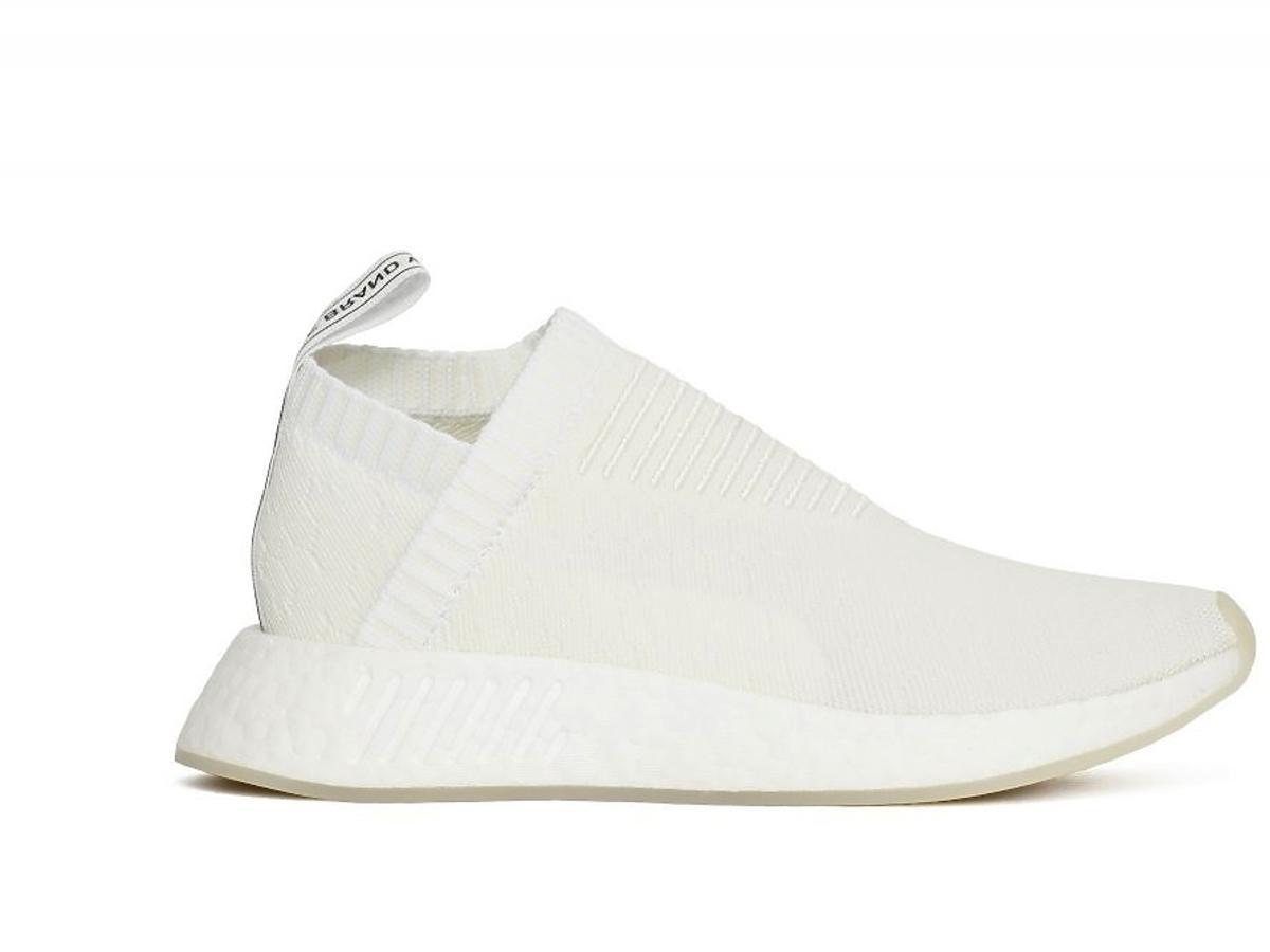 Adidas NMD_CS2 Primeknit Triple White, 449,99 zł / Chmielna20