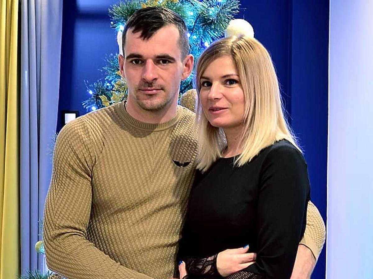 """Adrian i Ilona z """"Rolnik szuka żony"""""""