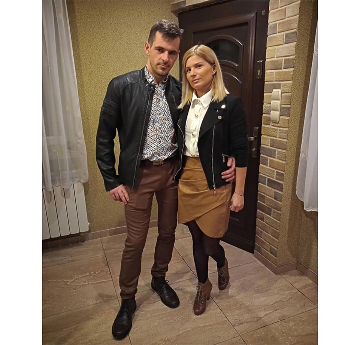 Adrian i Ilona z
