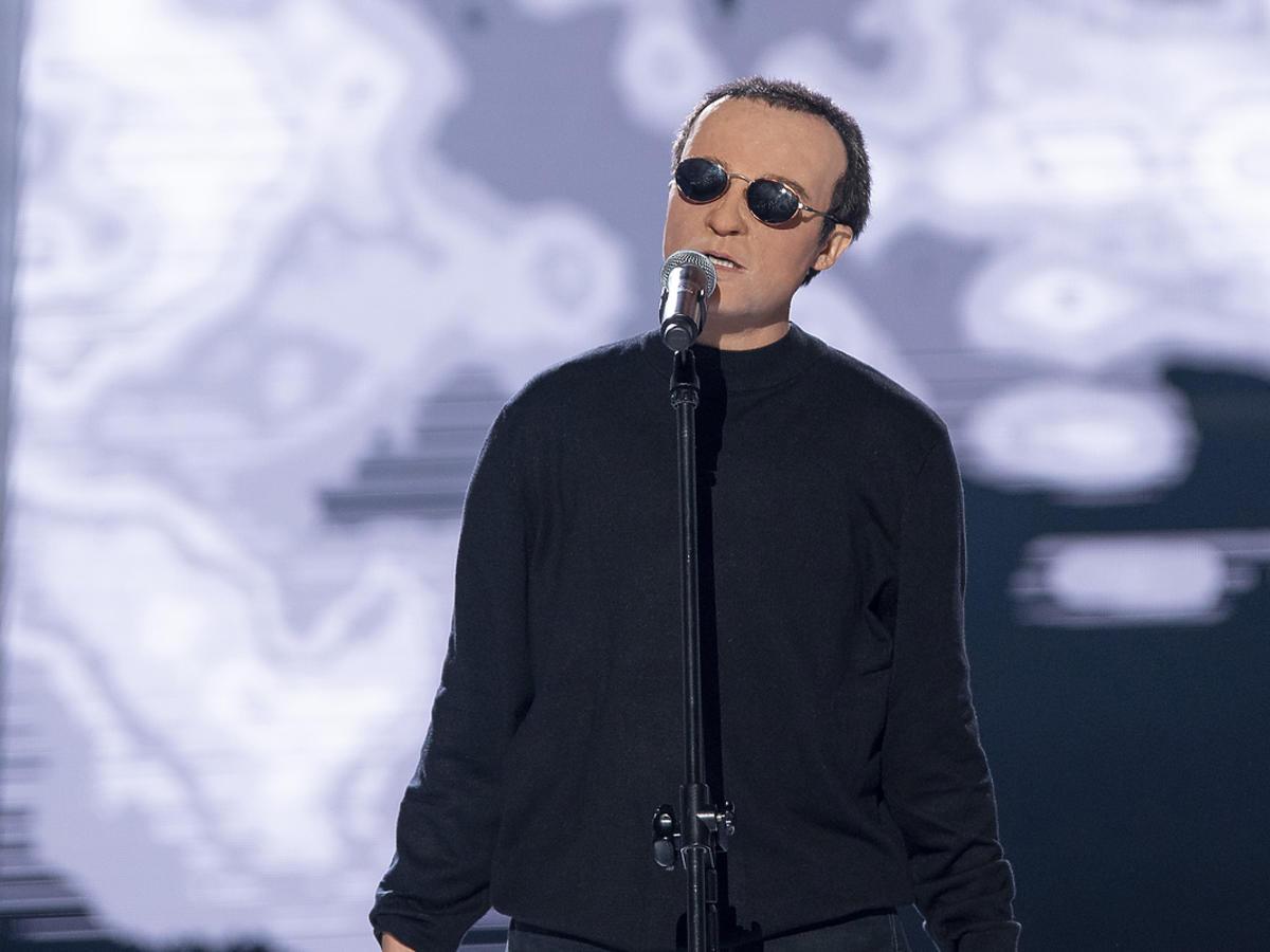 Adriana Kalska jako Andrzej Krzywy z