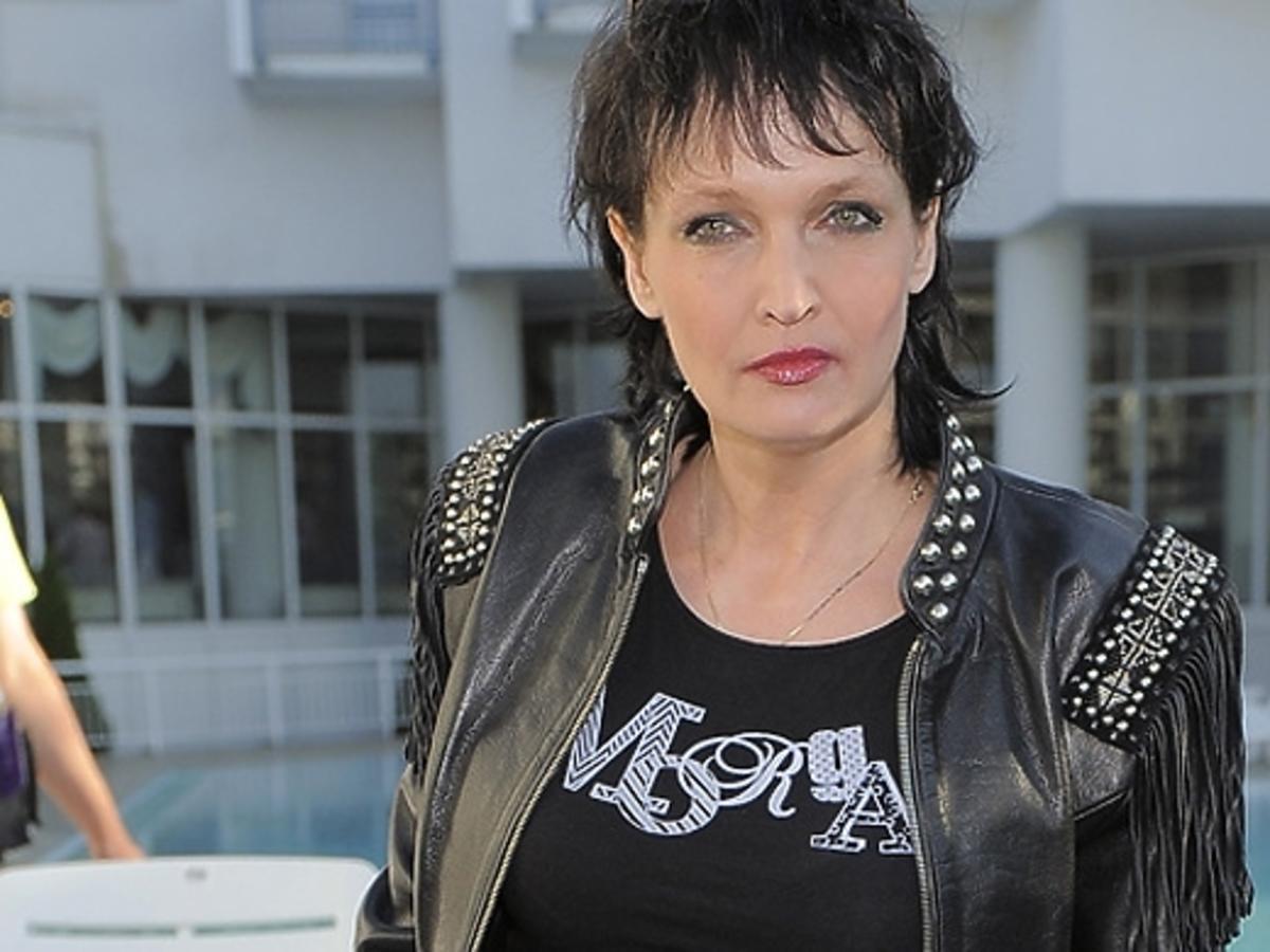 Adrianna Biedrzyńska ma guza mózgu