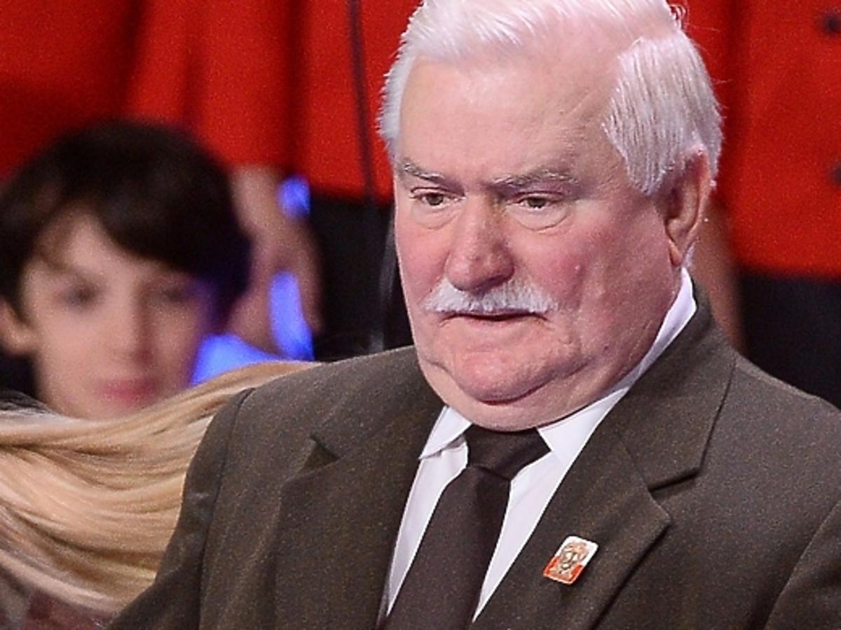 Afera o Lecha Wałęsę w USA