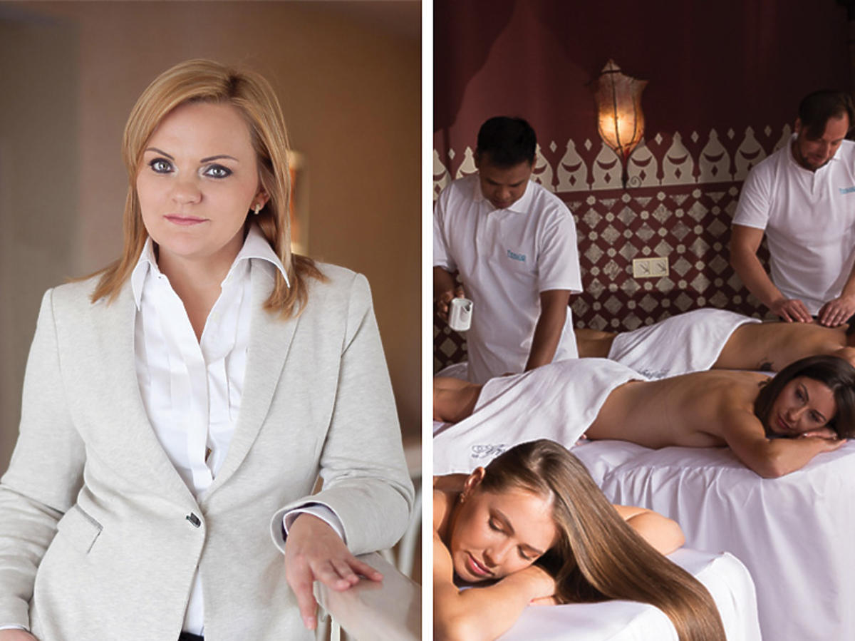 Afrodyta SPA & Wellness Resort, Krystyna Zmitrowicz