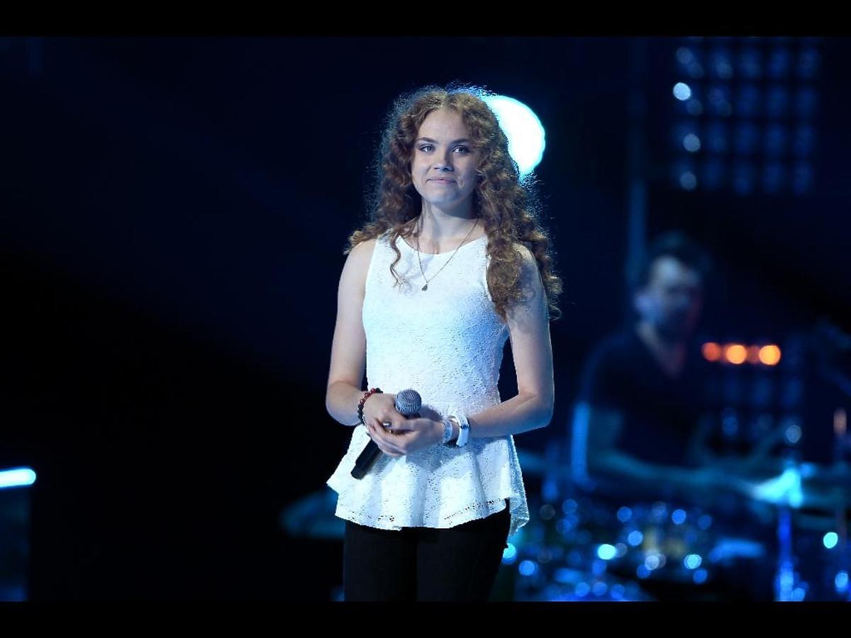 Agata Buczkowska The Voice of Poland 7