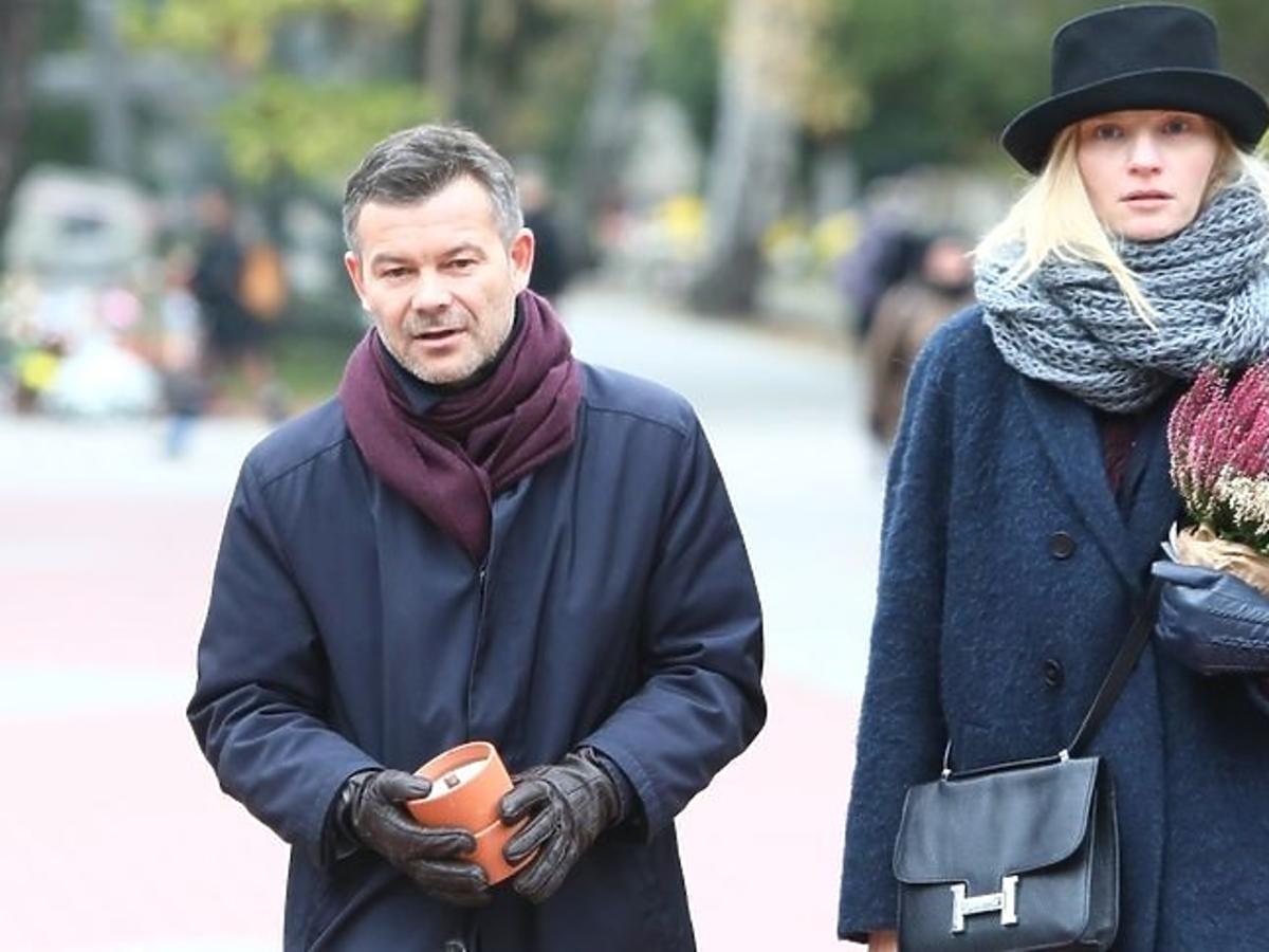 Agata Buzek i Jacek Braciak są parą?