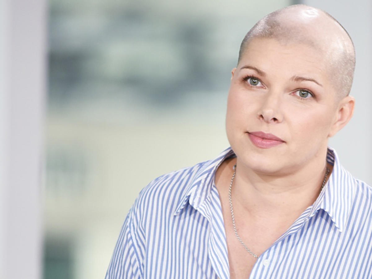 Agata Kościkiewicz ma raka