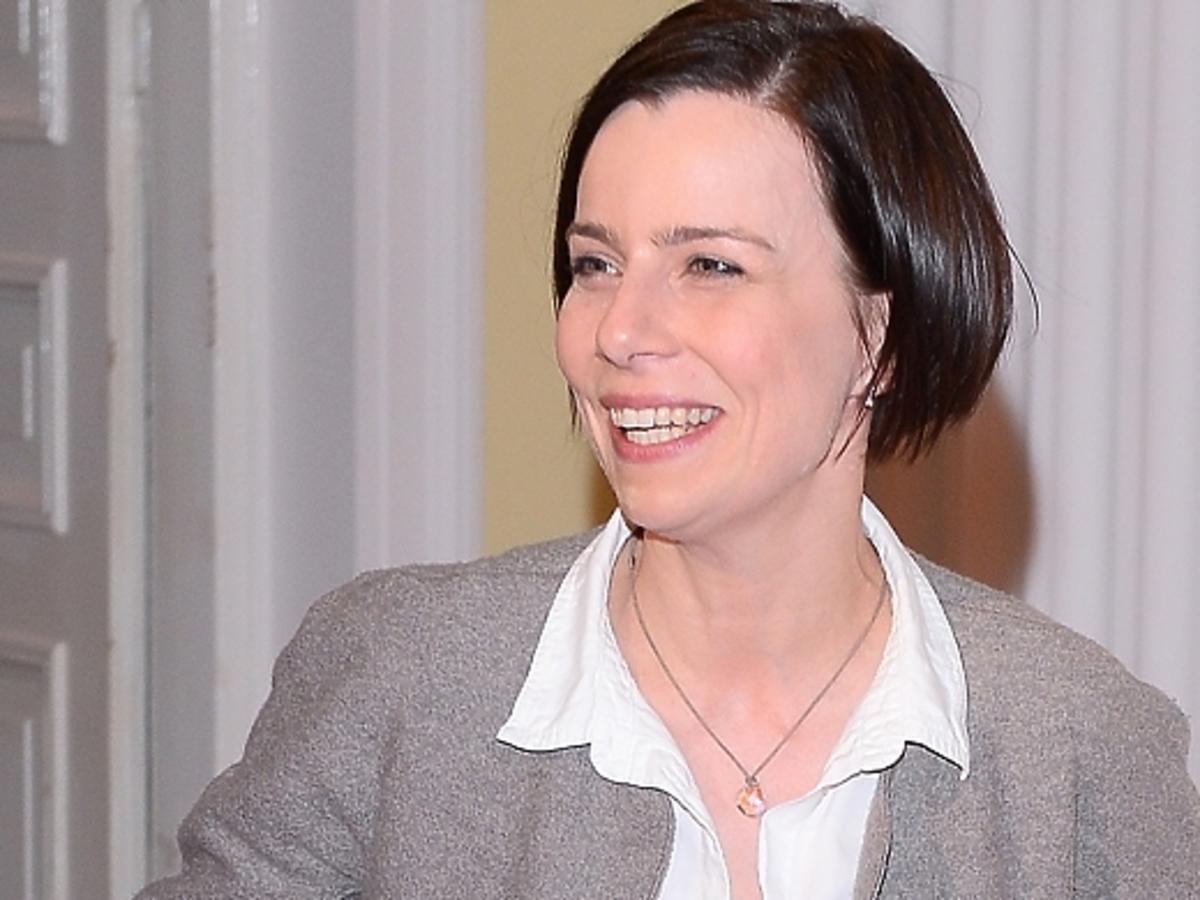 Agata Kulesza o nominacji do Złotego Globu