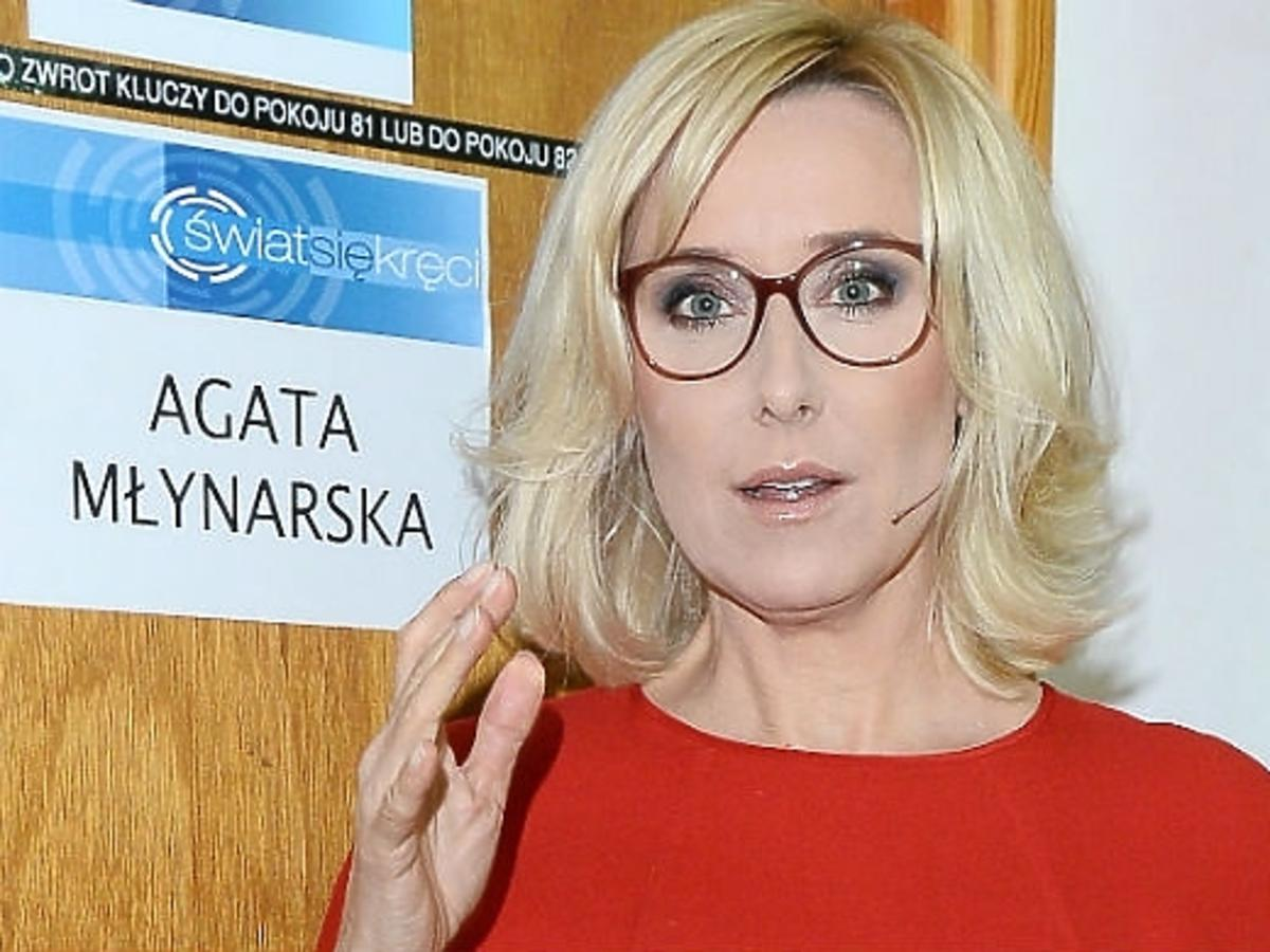 Agata Młynarska o swoim zdrowiu