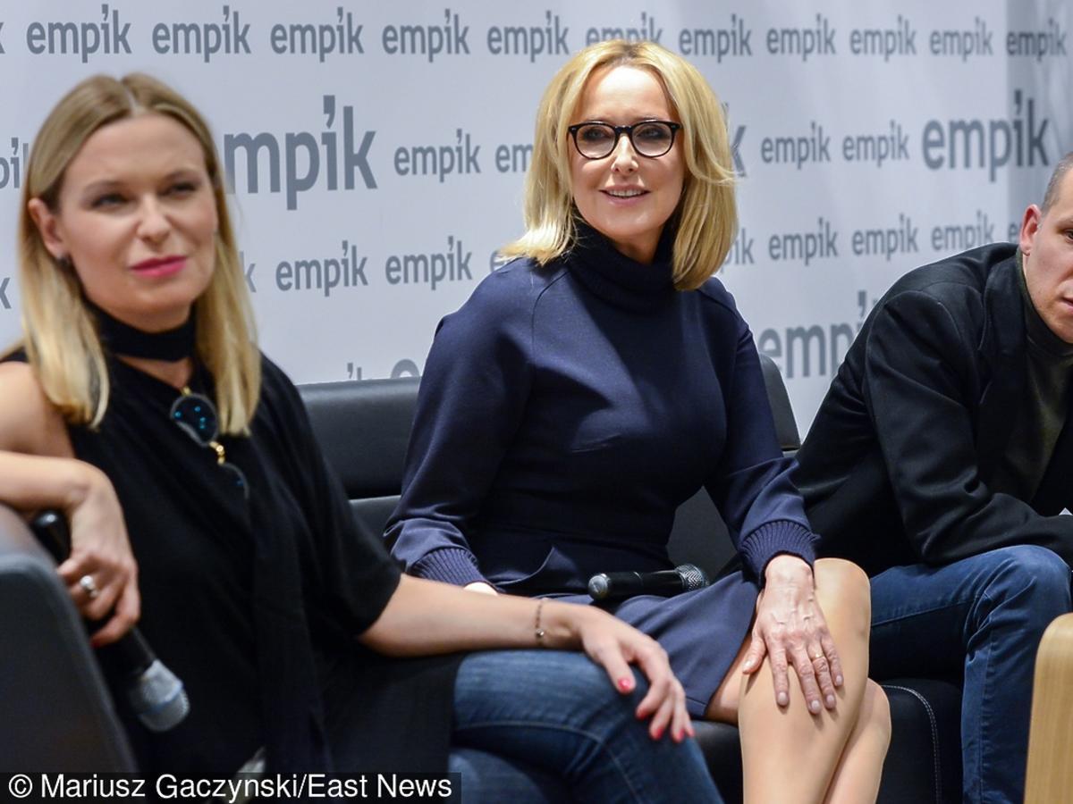 Agata Młynarska, Paulina Młynarska, Jan Młynarski