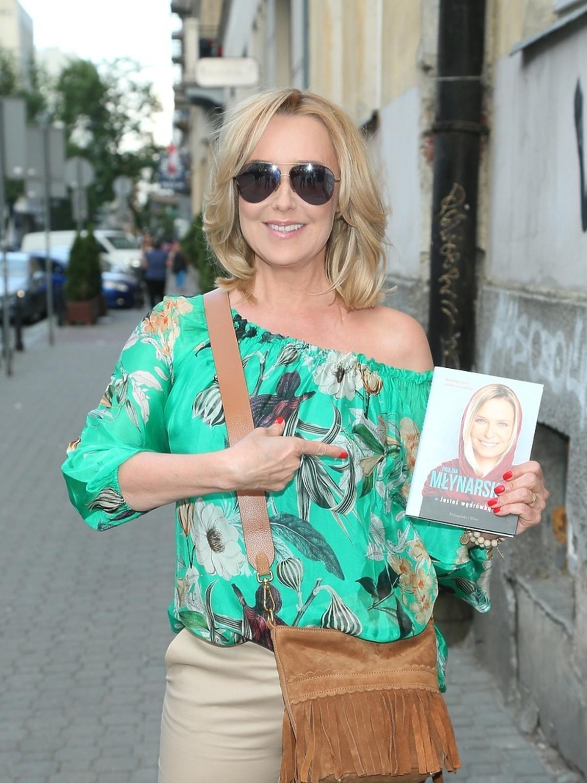 Agata Młynarska pokazała zdjęcia ze szpitala